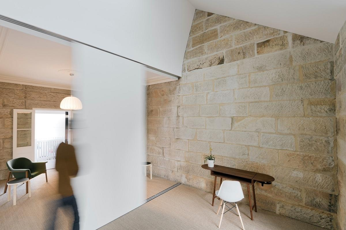 Sandstone Cottage, Balmain, by Carter Williamson Architects