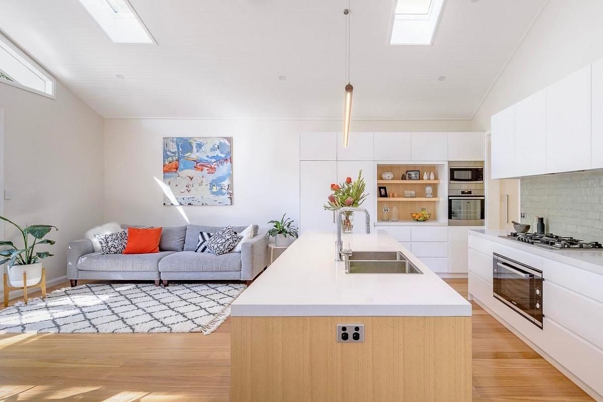 Kensington Road House, Summer Hill, by Emily Knight Design