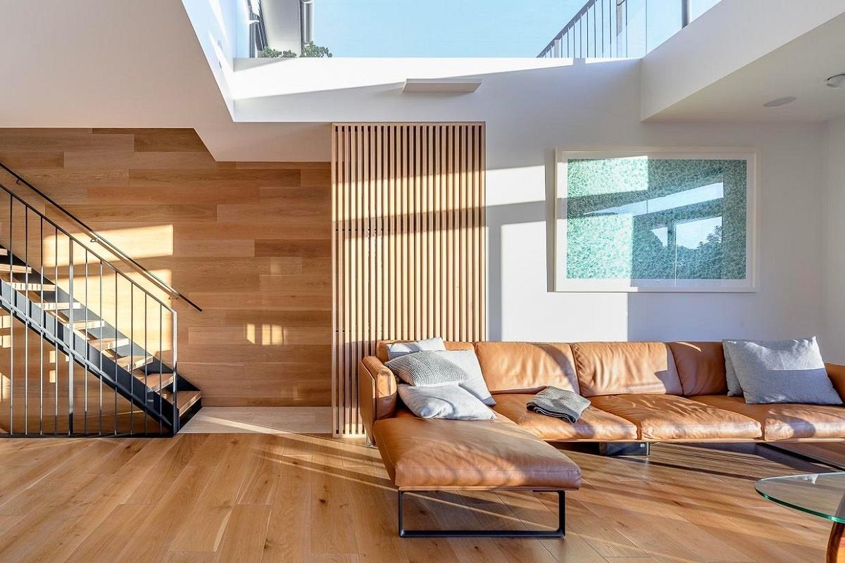 Birchgrove House, by Belinda Falsone Architect and Builtform Construction