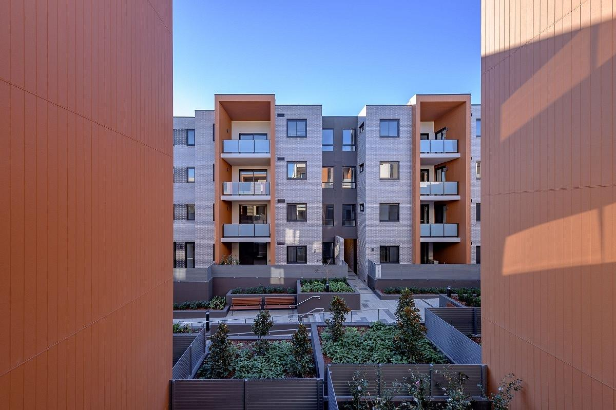Verset Apartments, Rouse Hill, by Group GSA
