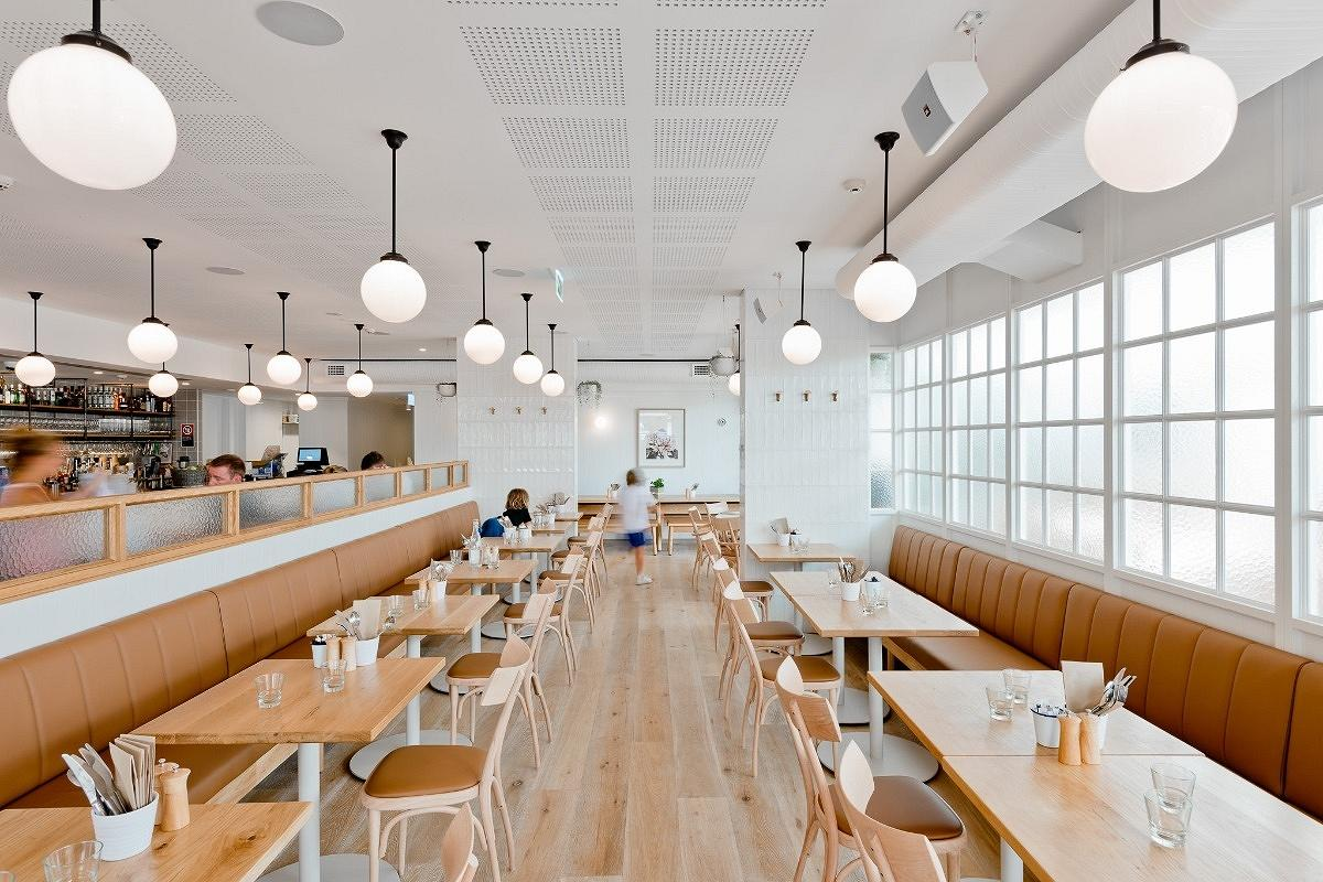 Gerrale Street Kitchen, Cronulla, by Humphrey and Edwards, H&E Architects