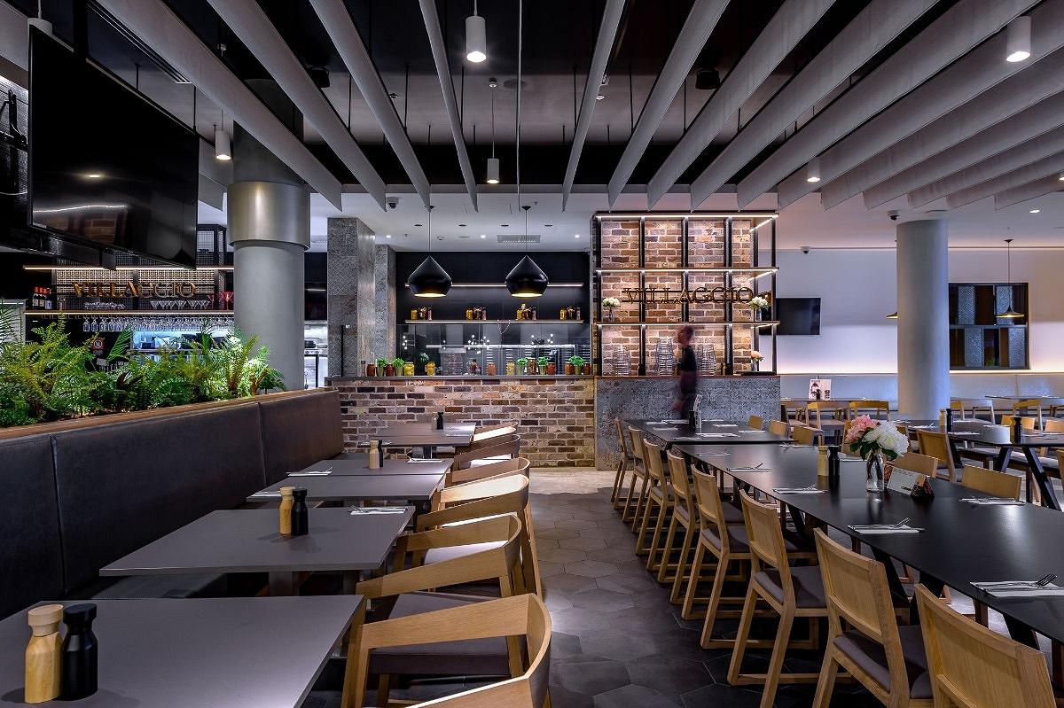 Bankstown RSL Club, by Altis Architecture and Infinity Constructions