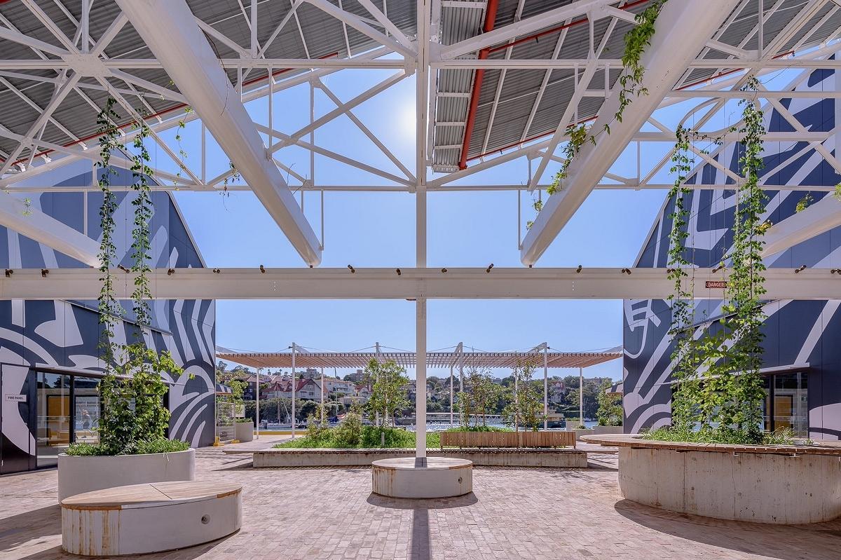 Sub Base Platypus Urban Renewal, by Lahz Nimmo Architects