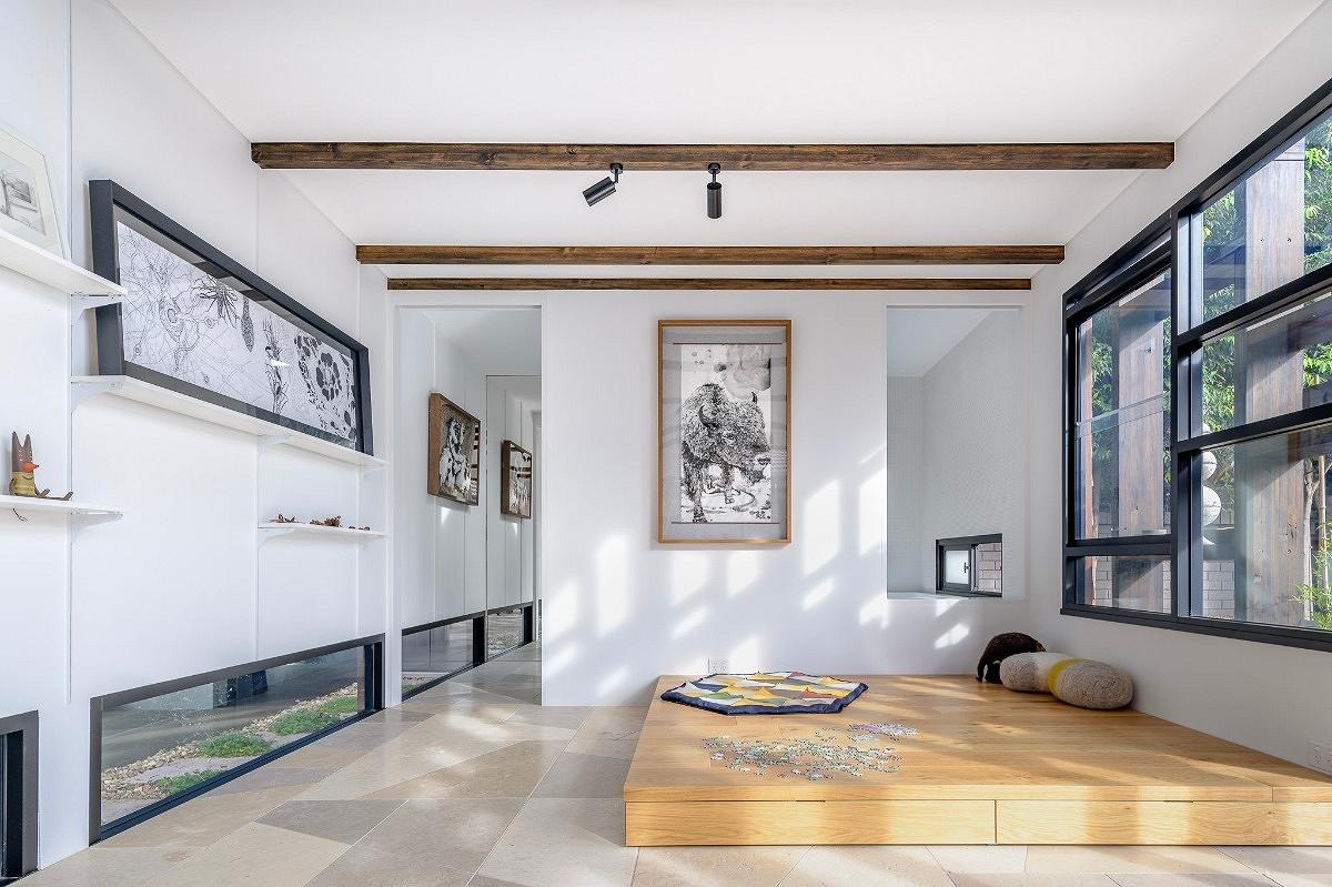 Joyce's Garden Studio, Dulwich Hill, by MaKO Architects