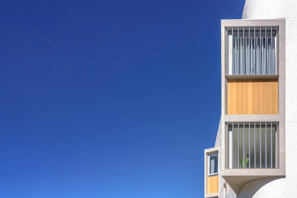 Quadrum Apartments, Cremorne, by MaSQ Architecture