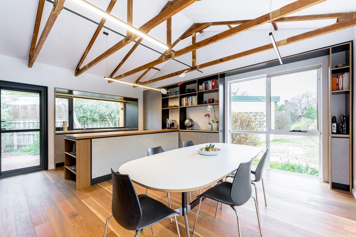 Phased Change House, Canberra, by Erin Owens Architect and MaKO Architects