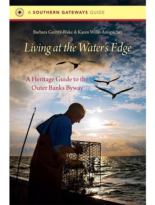 https://www.amazon.com/Living-Waters-Edge-Heritage-Southern/dp/1469628163