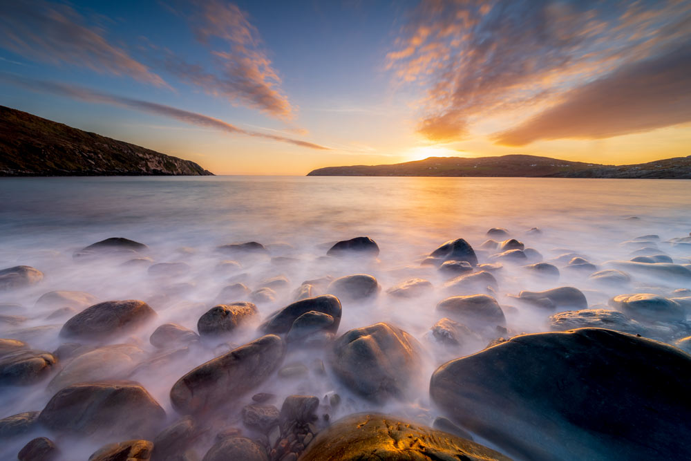 30 seconds of sunset in west cork