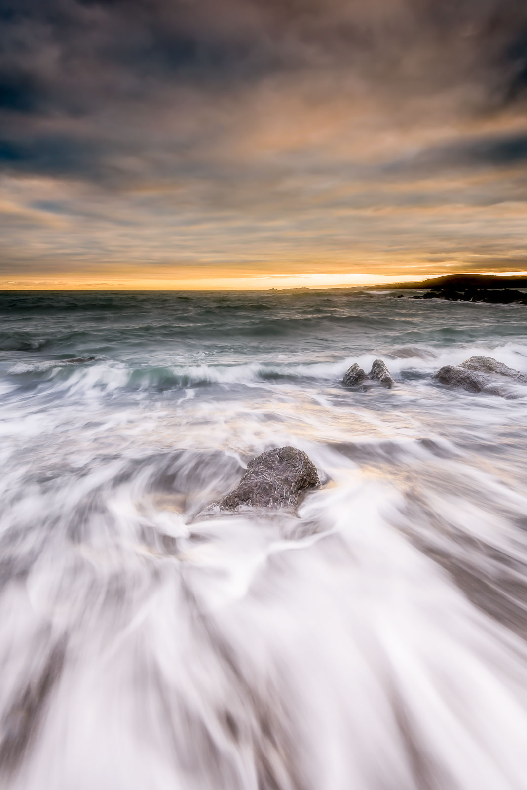 Long exposure photography Ireland