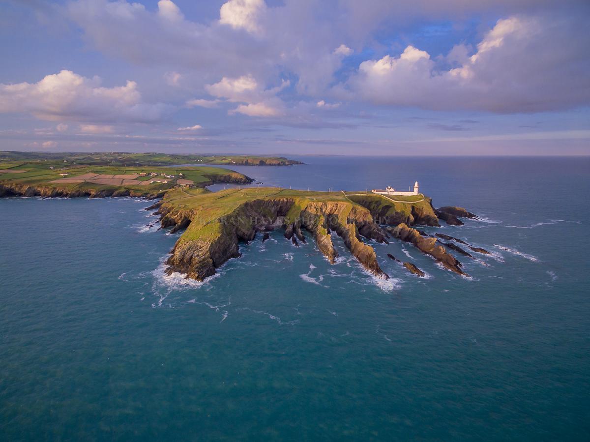 Galley head lighthouse by Kieran Hayes landscape photographer Ireland