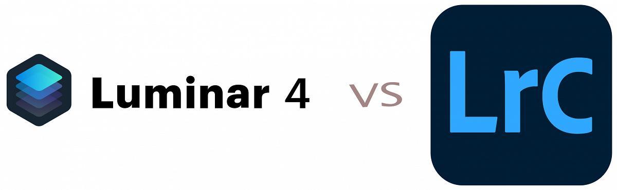 Luminar 4 vs Lightroom