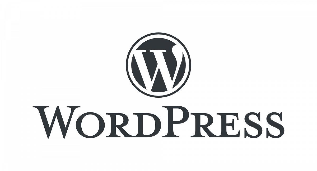 Wordpress logo for the review of Squarespace vs wix vs wordpress vs zenfolio vs webflow vs pixpa image