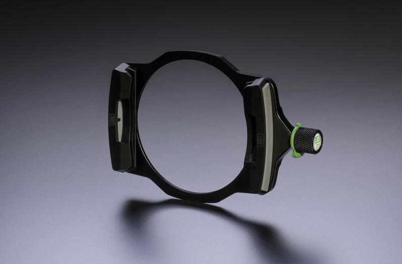 LEE 85mm filter holder review image