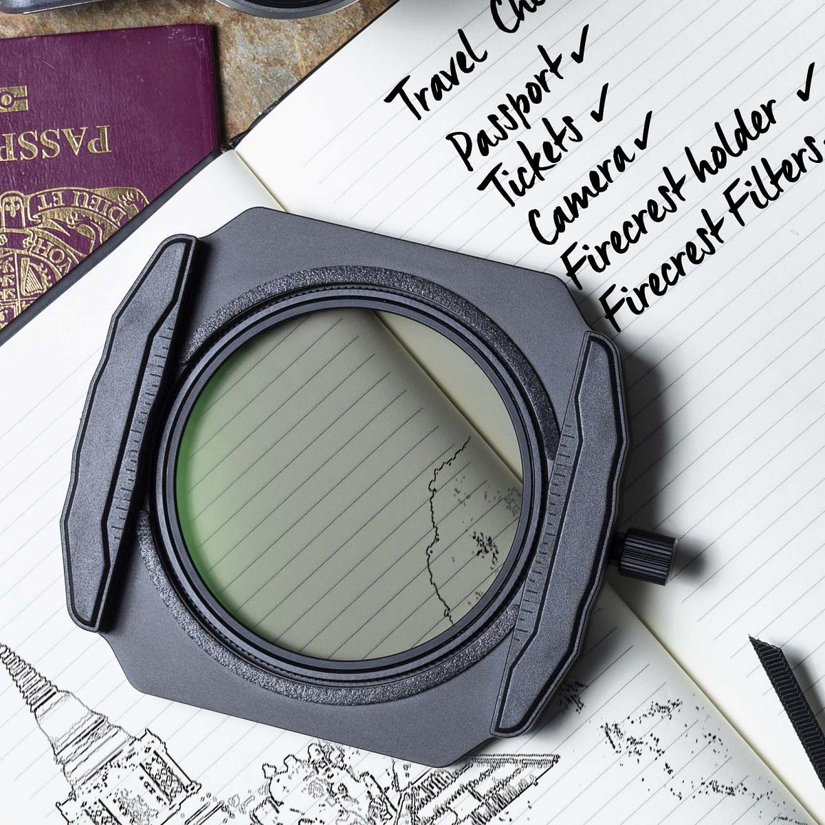 Formatt Hitech Firecrest 85mm filter holder