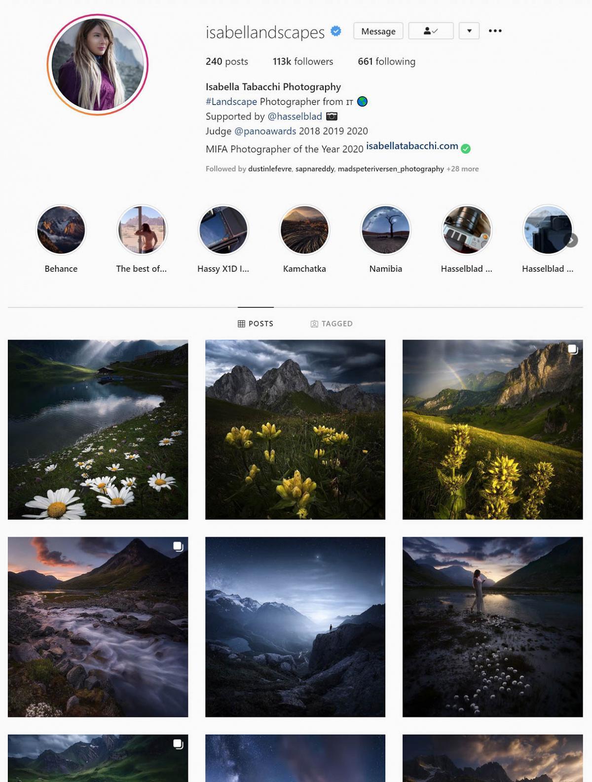 Isabella Tabacchi instagram gallery 1