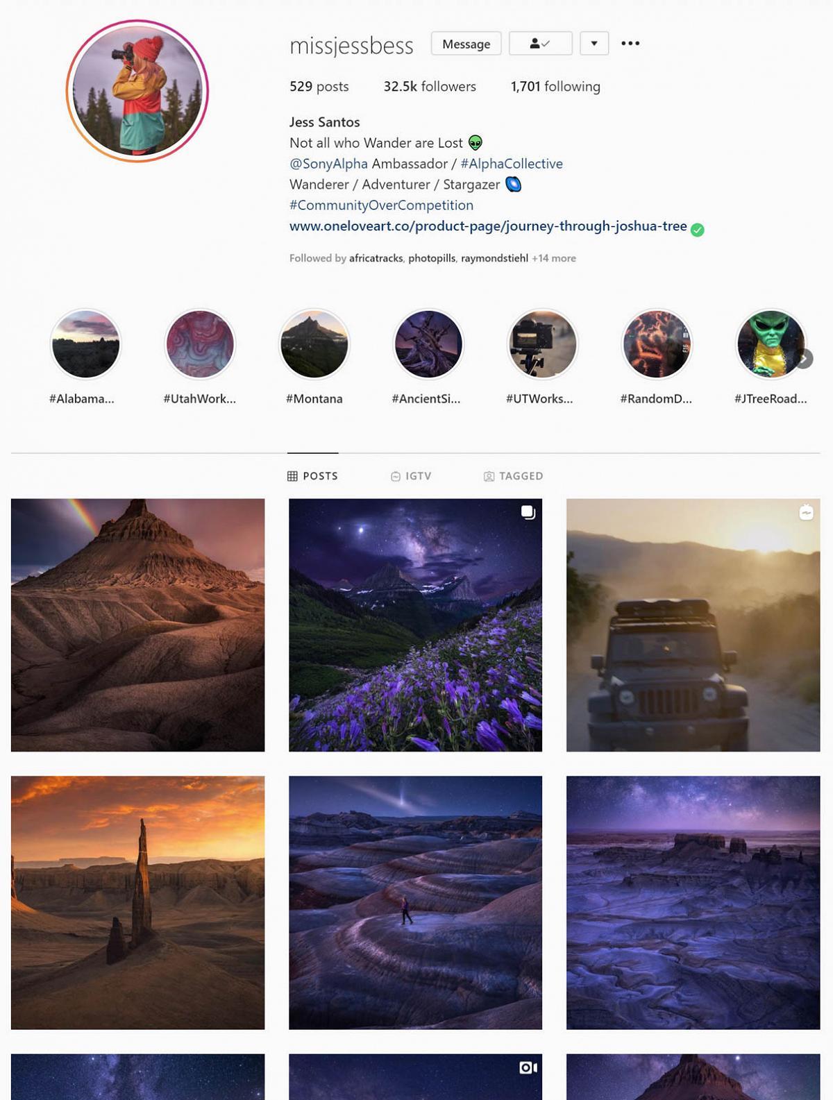 Jess Santos instagram gallery 1
