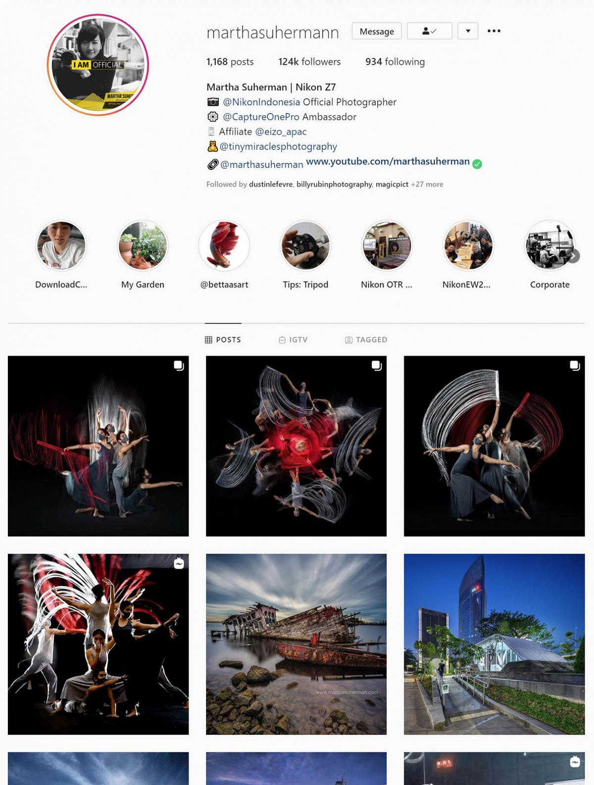 Martha Suherman instagram gallery 1