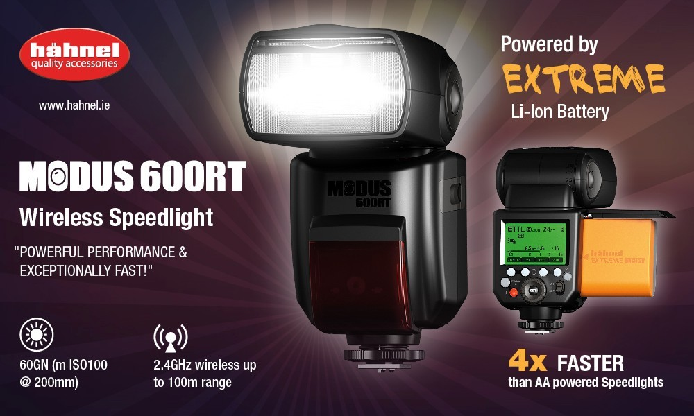 Hahnel Modus 600rt review
