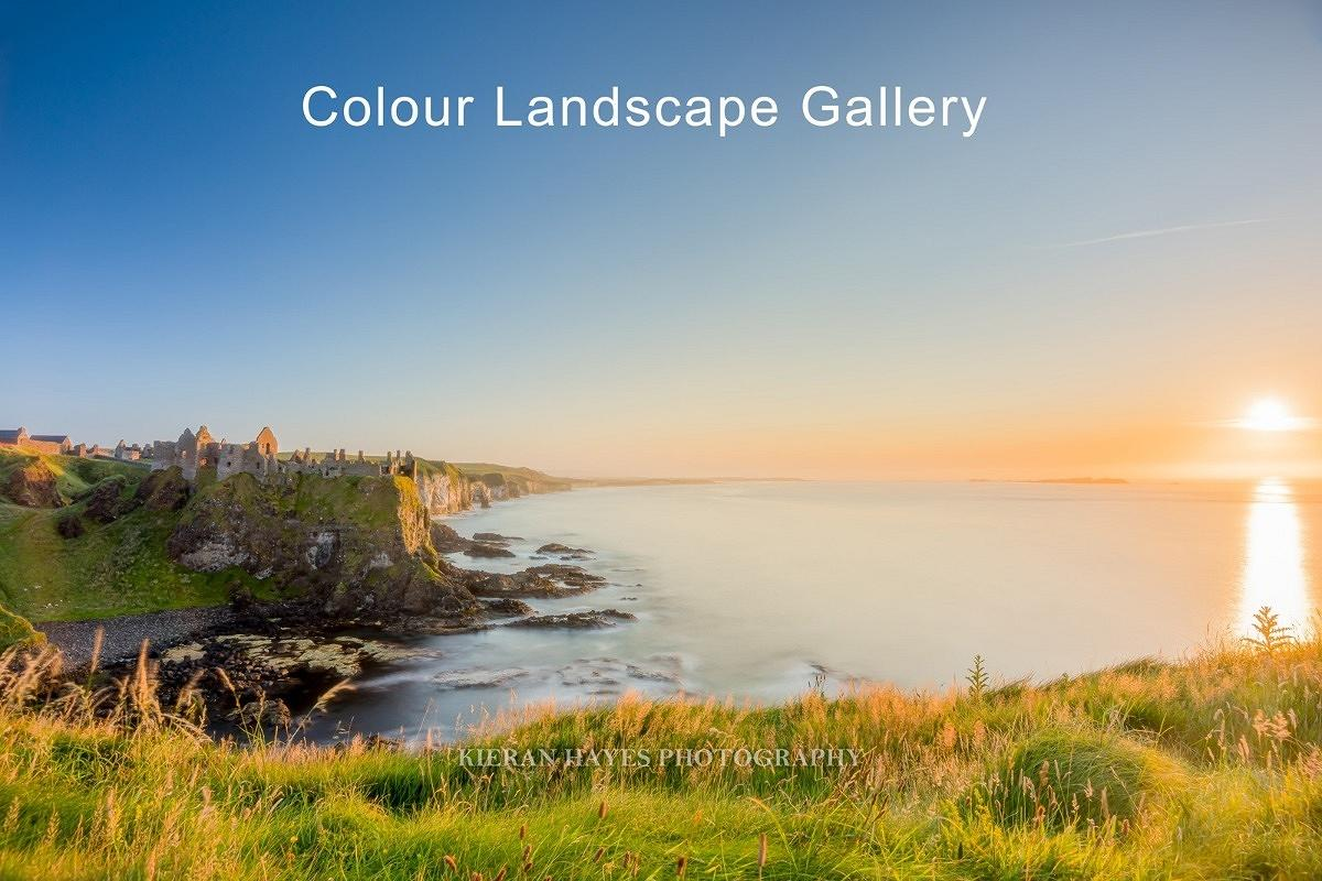 Colour Landscape photography prints for sale gallery
