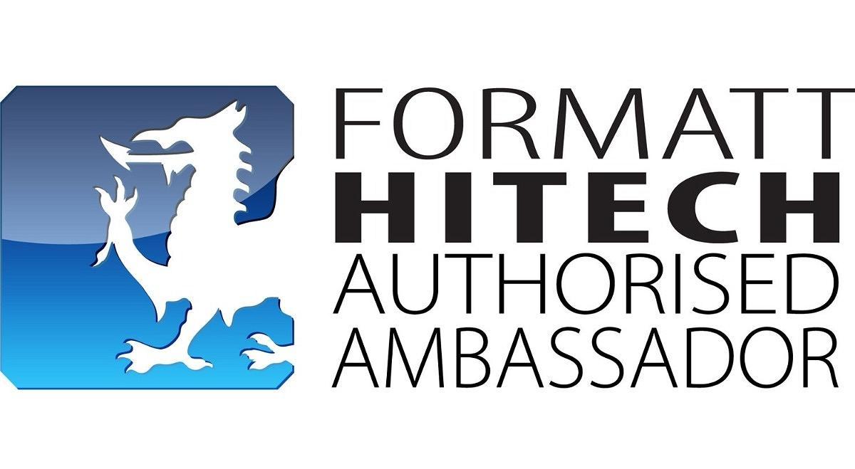 Formatt Hitech Ambassador Logo