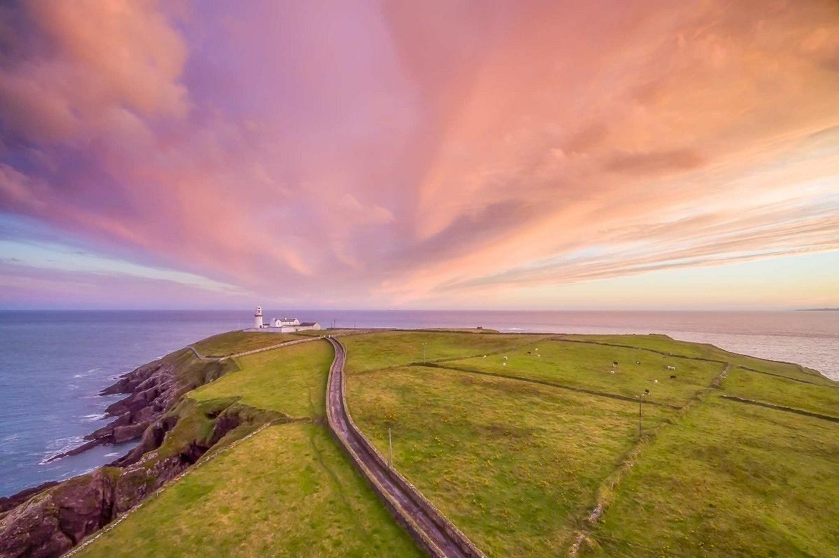 Galley Head Lighthouse, Landscape photography Ireland