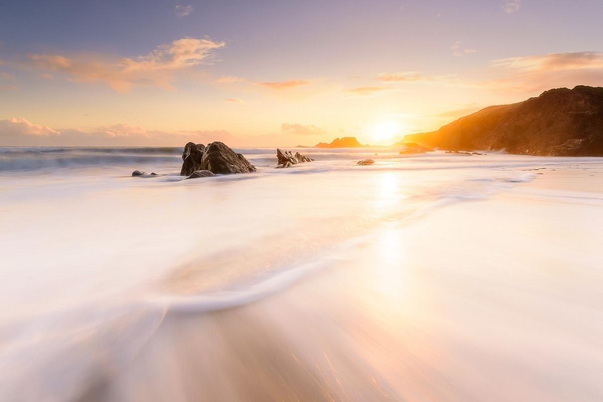 Landscape photography Ireland, sunset cork, West Cork photography