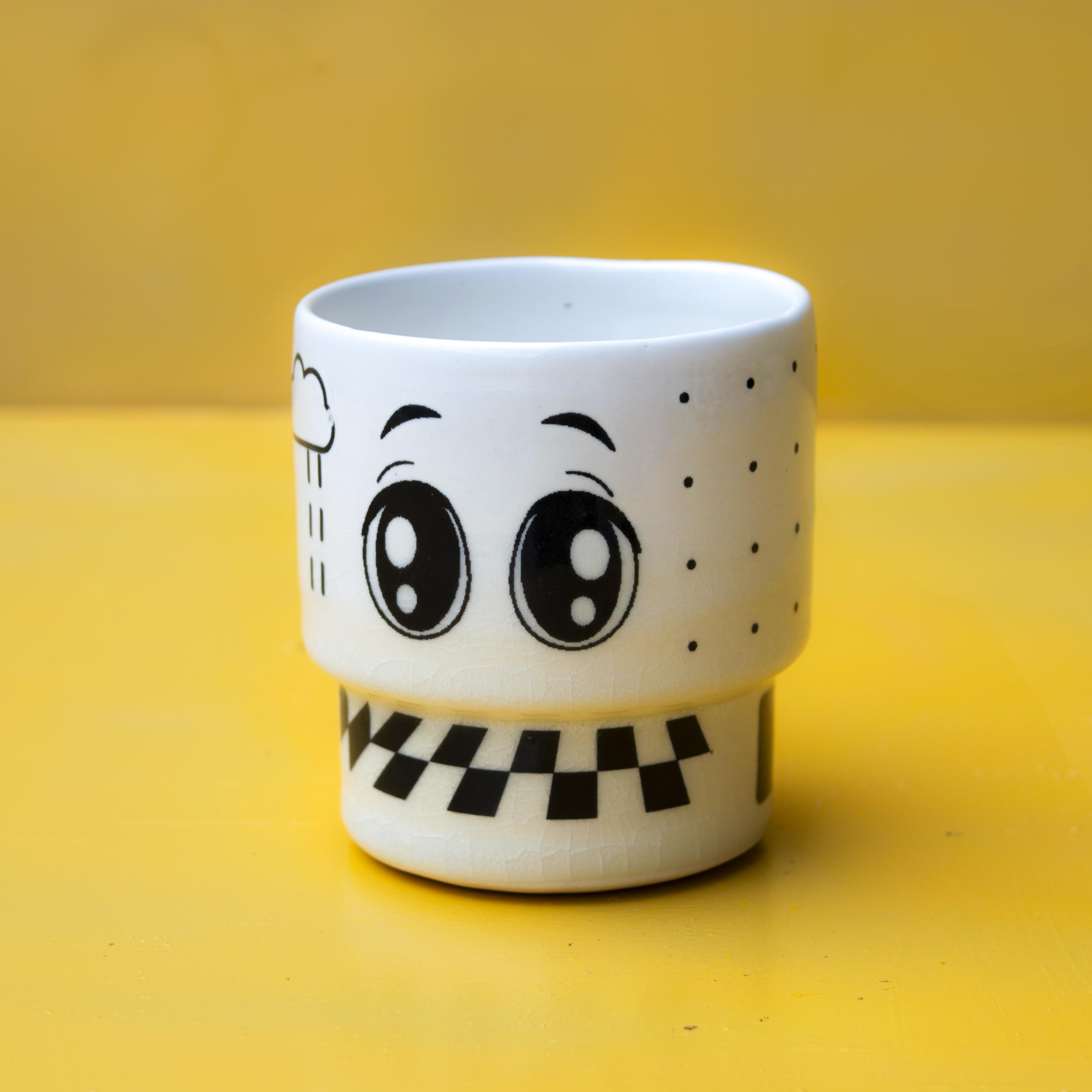 Mega Eyes Cup