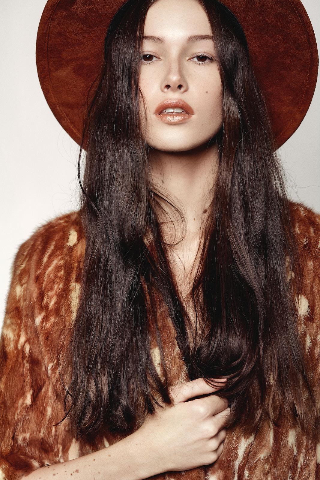Foto book moda para modelo en Barcelona