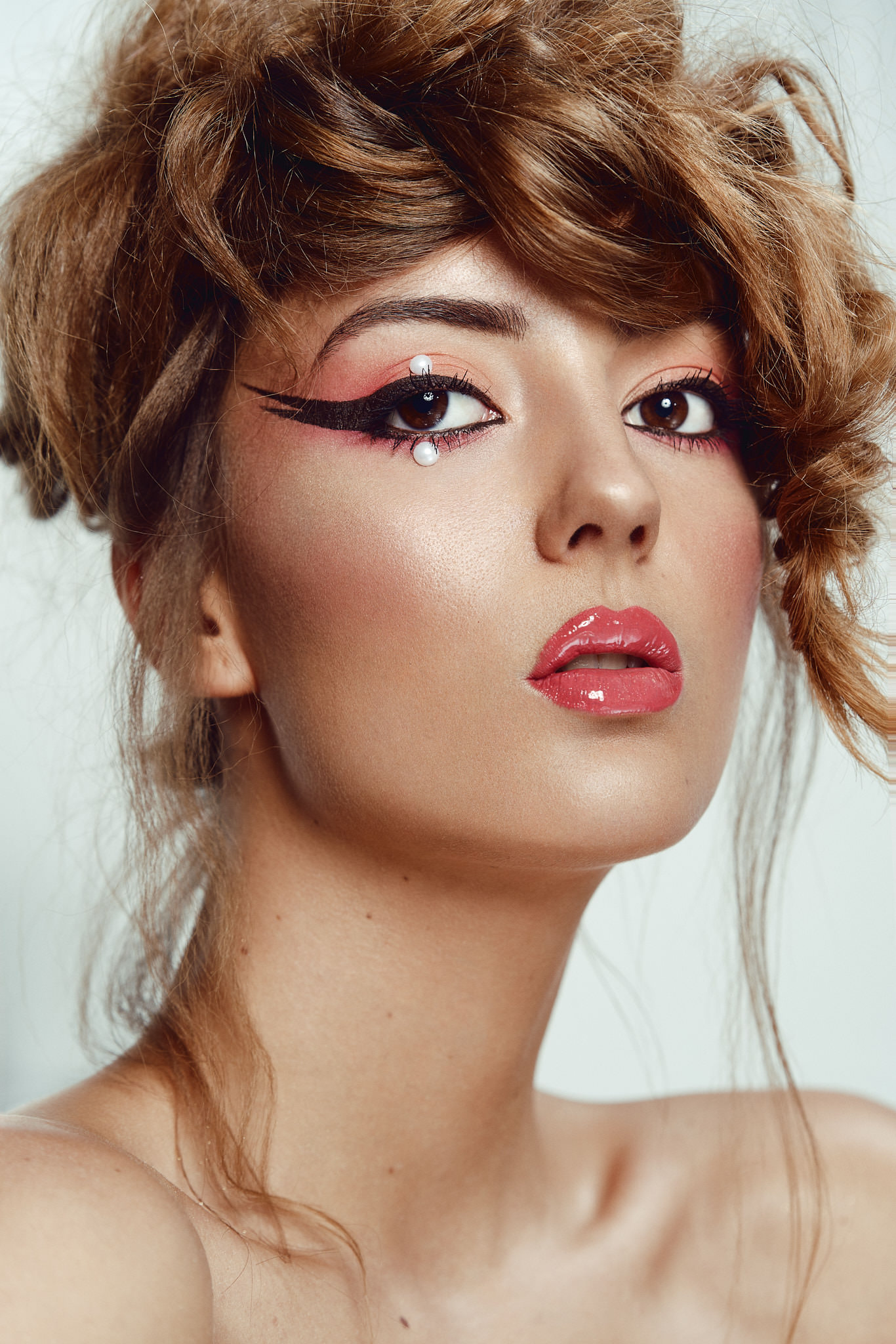 Foto beauty / belleza maquillaje en Barcelona