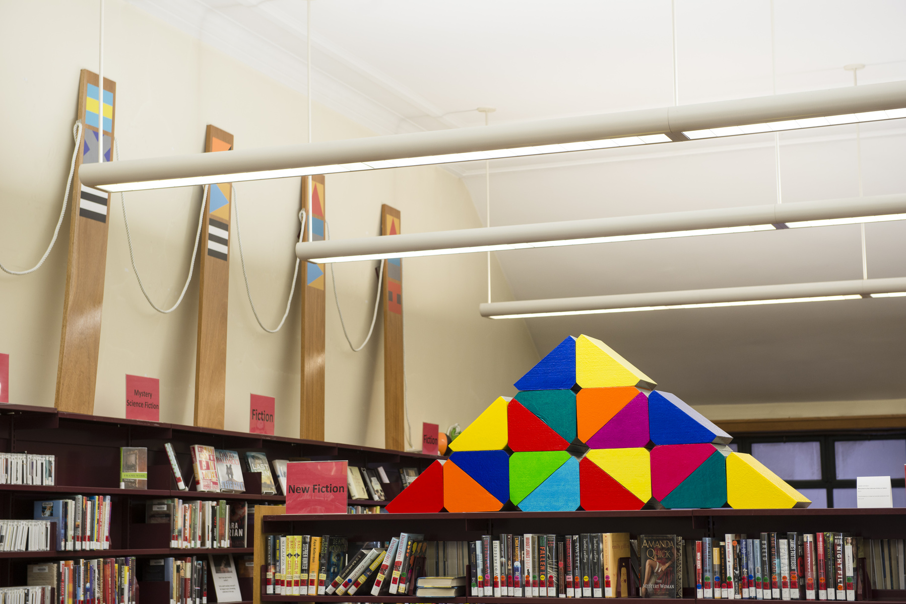 Pluralistic in a formal & spatial sense