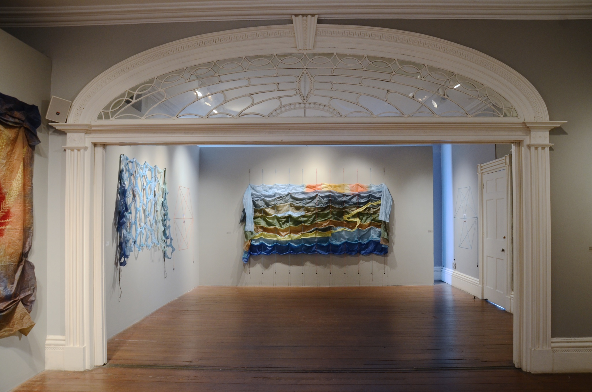 IMMERSIVE REFLECTIONS - Solo exhibition at Gertrude Herbert Institute of Art, April 21 - June 2, 2017