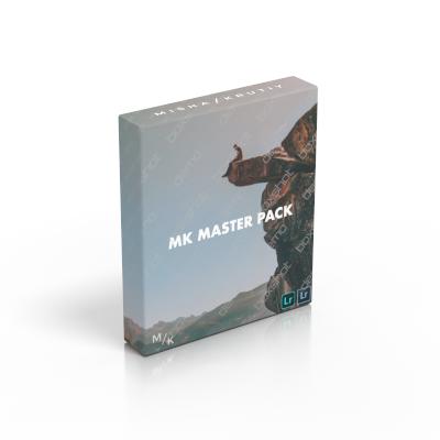 MK Master Lightroom Preset Pack