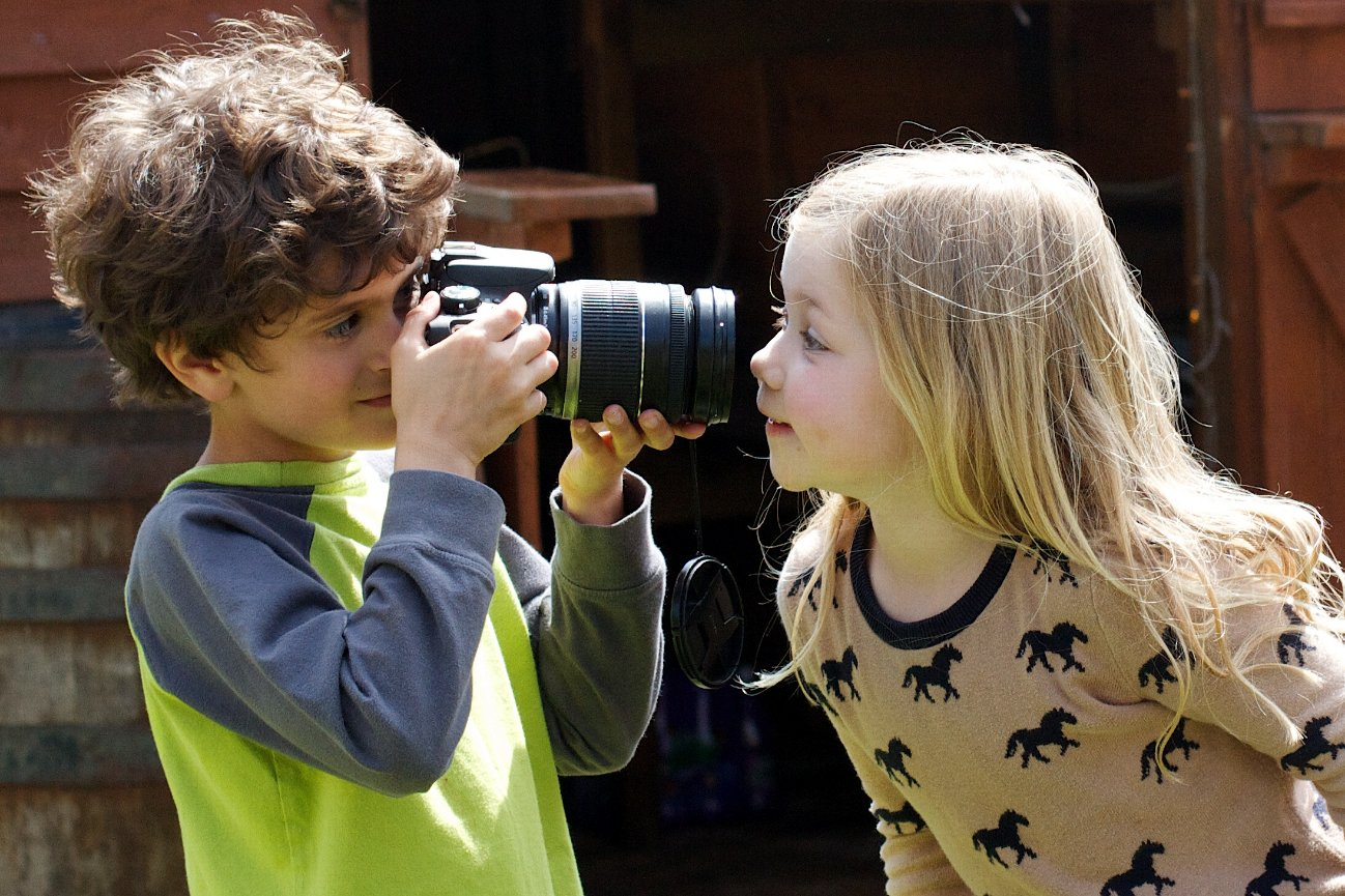 Introduction to Photography for Kids - Beginner's Guide