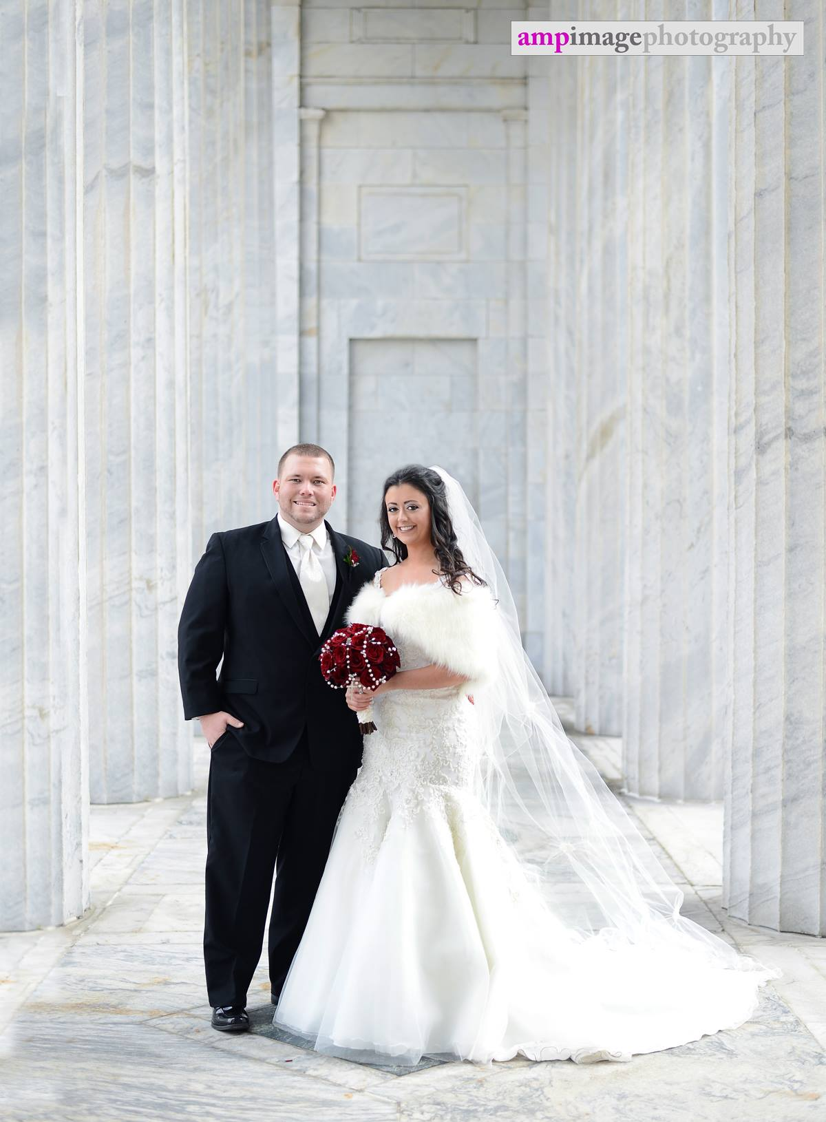 Jordyn & Dylan | Wedding | St. Stephen's Church | McKinley Memorial Library | The Avalon Inn | Youngstown Wedding Photography