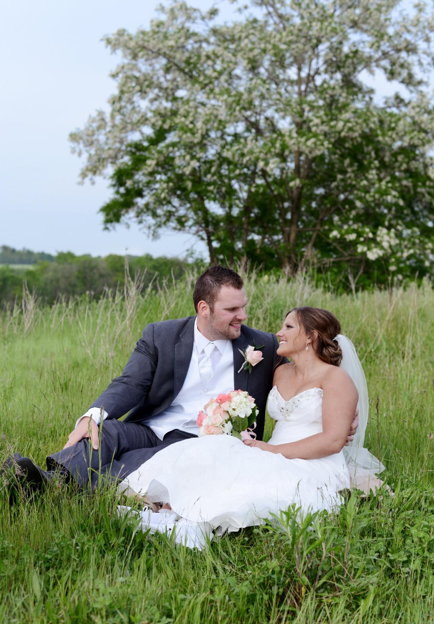 Alissa & Jarrod | Wedding | The Links At Firestone Farms | Youngstown Wedding Photographer