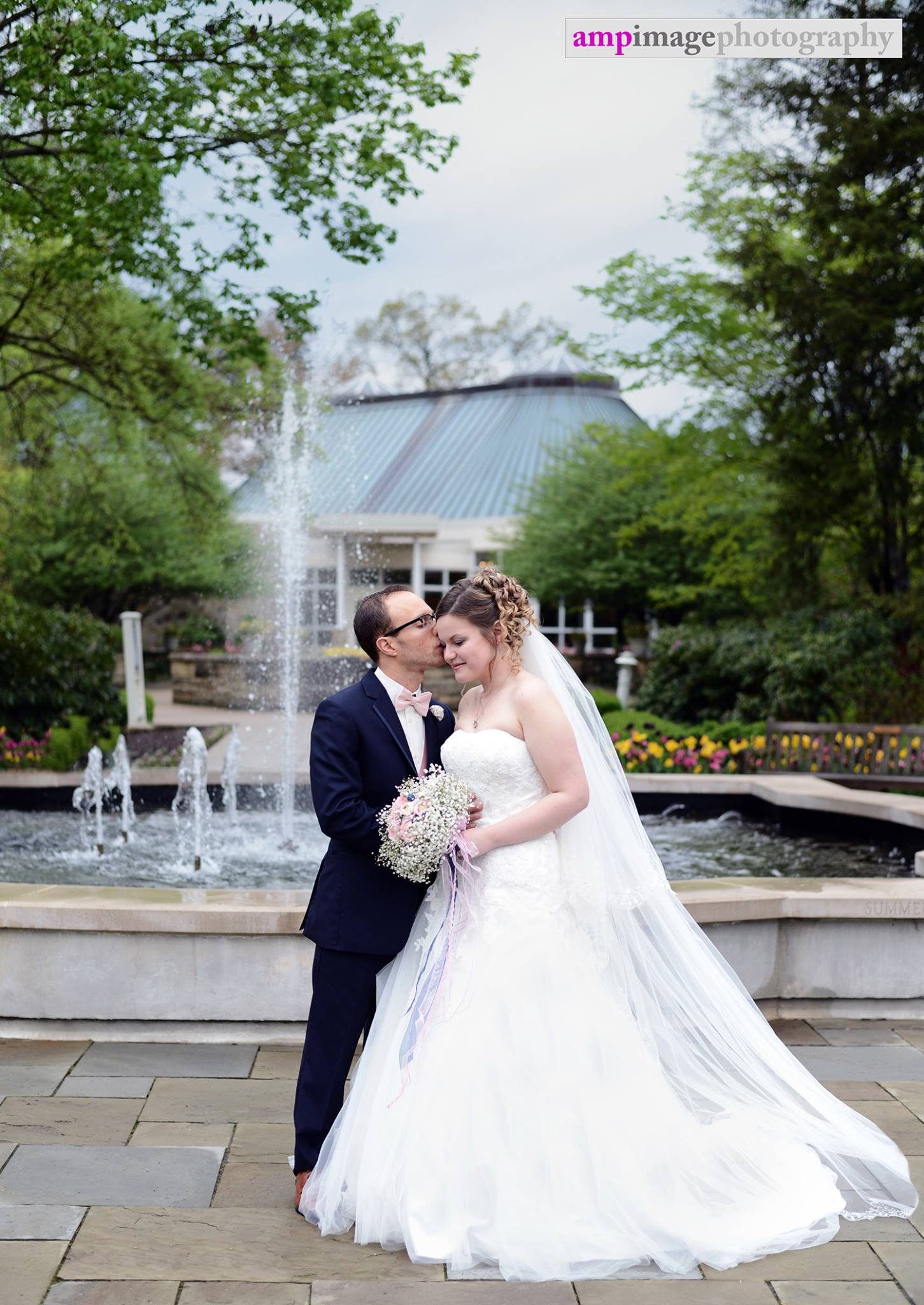 Kimberly & Michael | Wedding | Victory Christian Center | Fellows Riverside Gardens | The Embassy | Youngstown Wedding Photographer