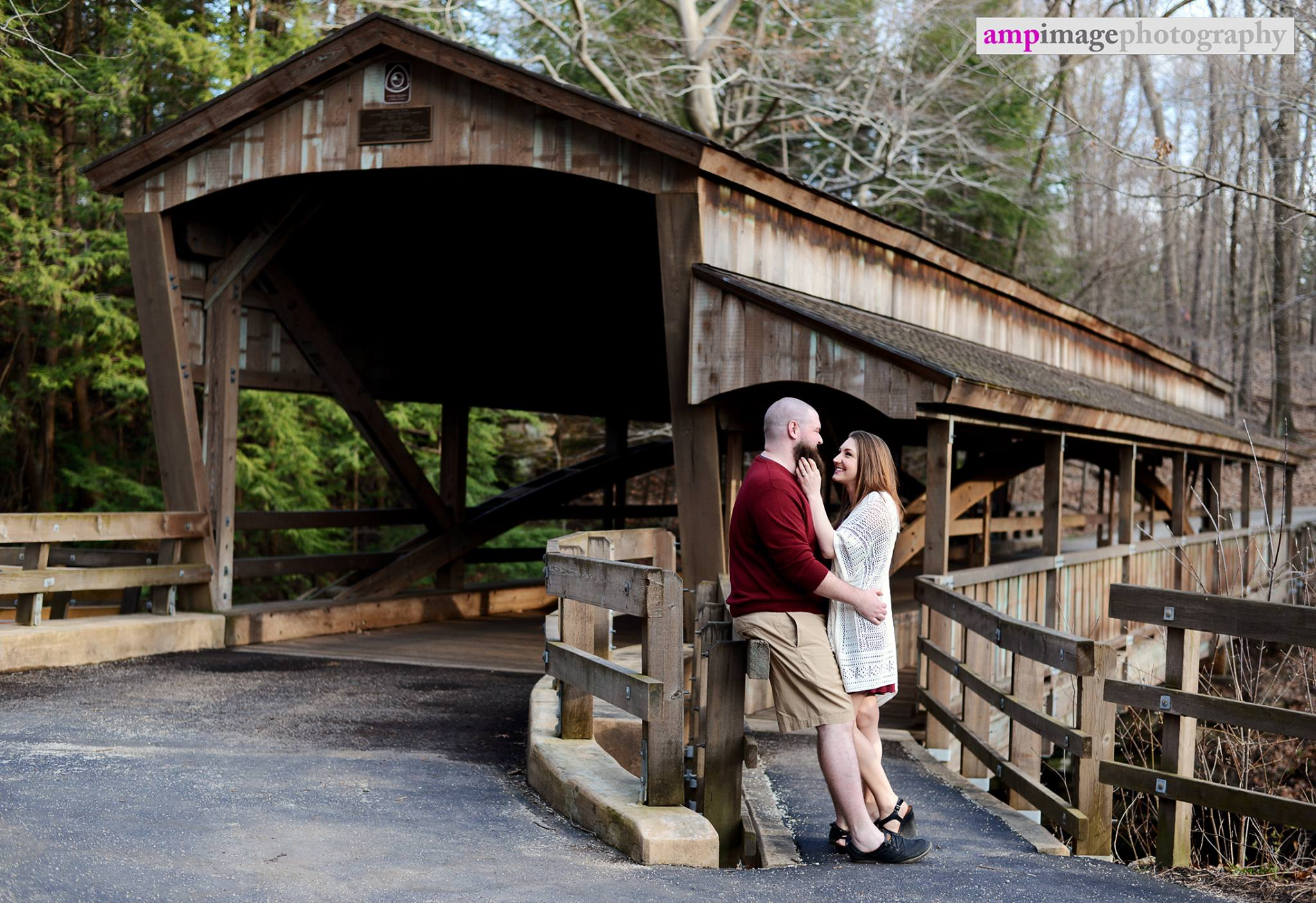 Kayla & Zac | Engagement Session | Mill Creek Park | Lanterman's Mill | Daffodil Meadow | Lake Newport Boat Launch