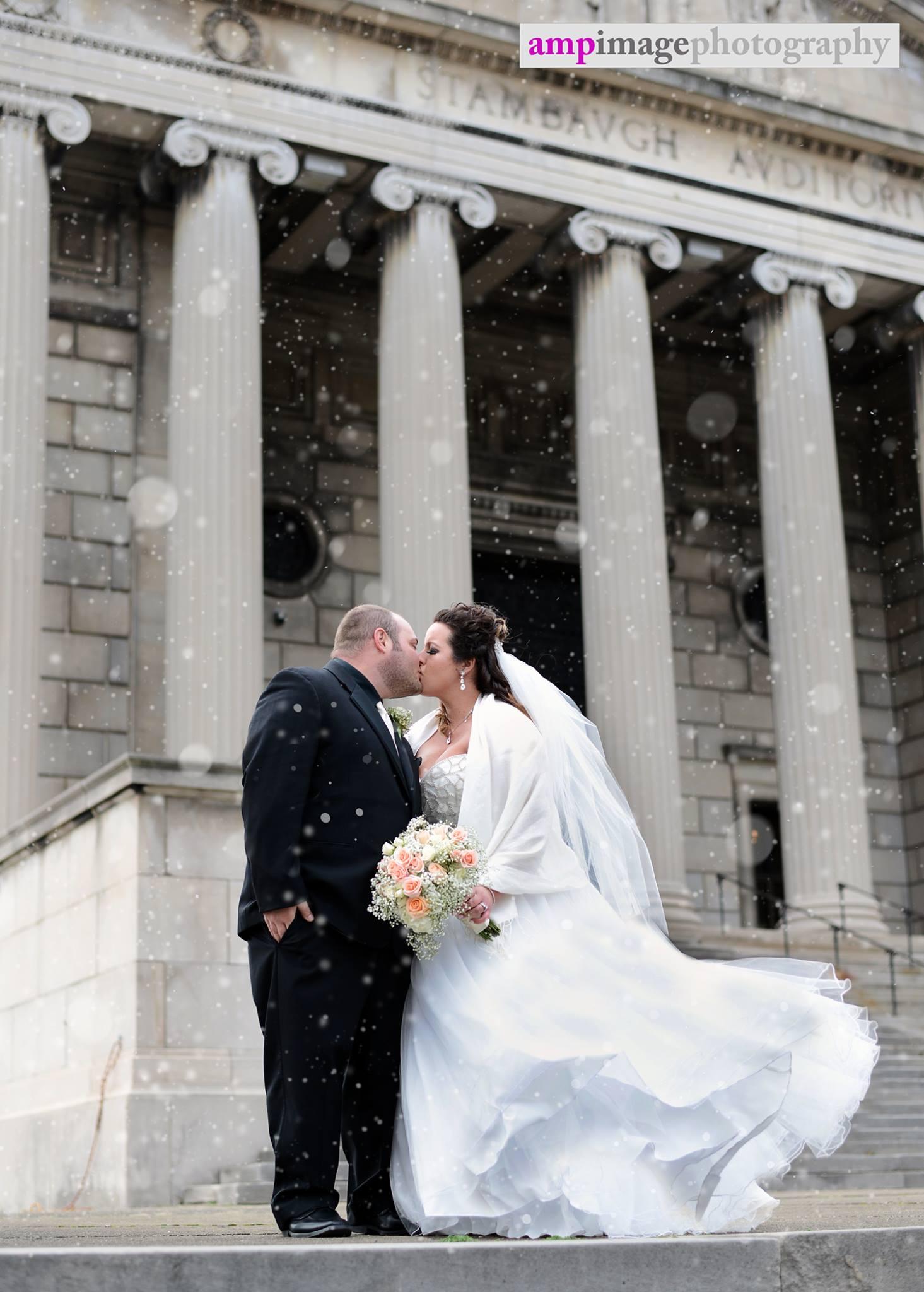 Stacie & Denver | Wedding | Trinity Lutheran Church | Stambaugh Auditorium | Ciminero's Banquet Center | Youngstown Wedding Photographer