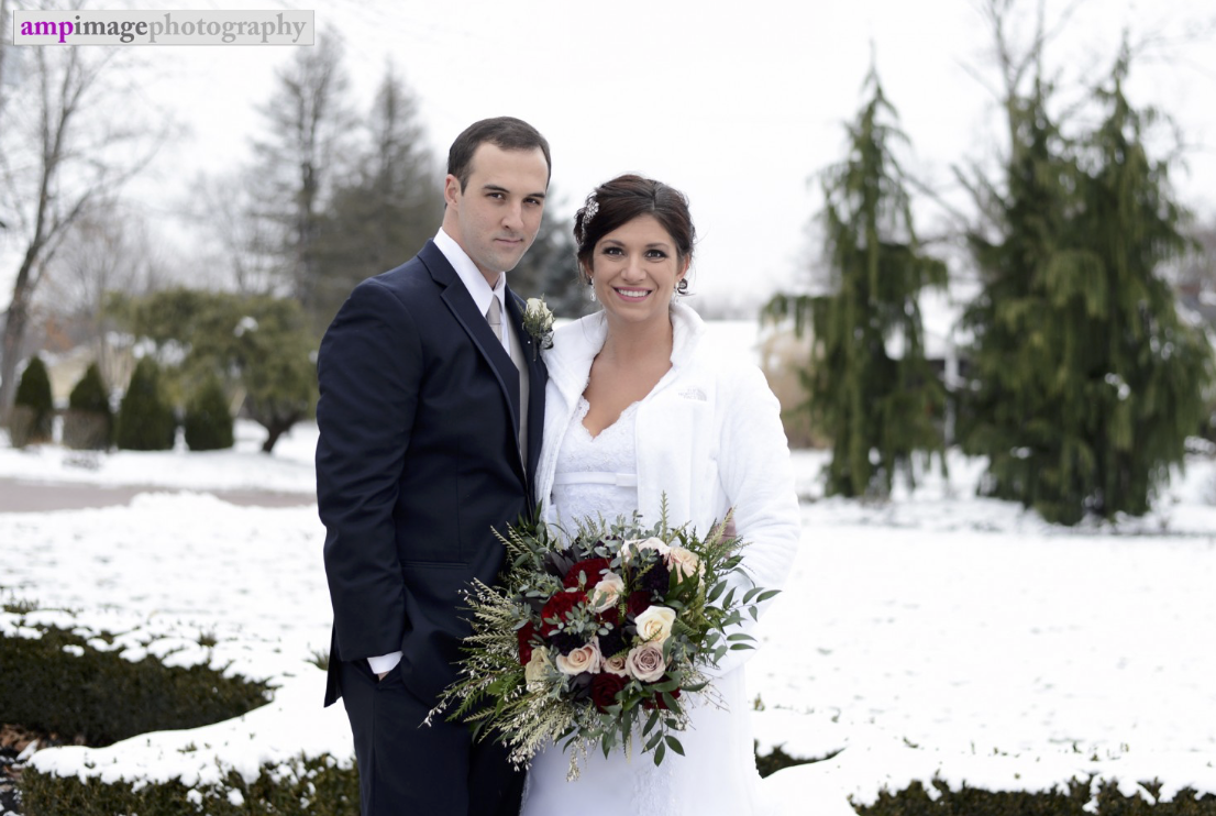 J & S | Wedding | Sebring Mansion | Sebring, OH | Youngstown Wedding Photographer