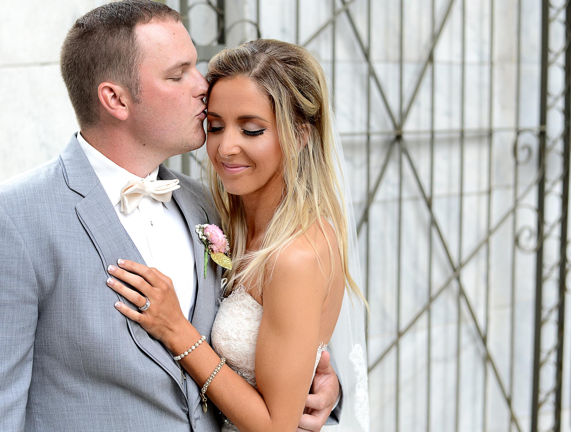 Kacy & Matt | Wedding | St. Stephen's Church | Ciminero's Banquet Center | Warren, OH | Youngstown Wedding Photographer