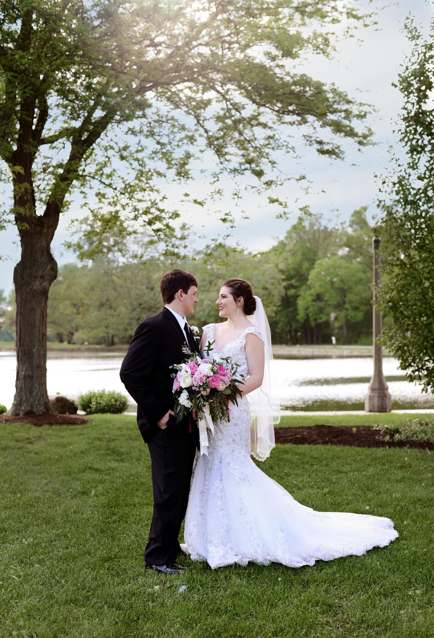 Taylor & Mike | Wedding | Sharon First United Methodist Church | Buhl Park | The Park Inn by Raddison | Youngstown Wedding Photographer