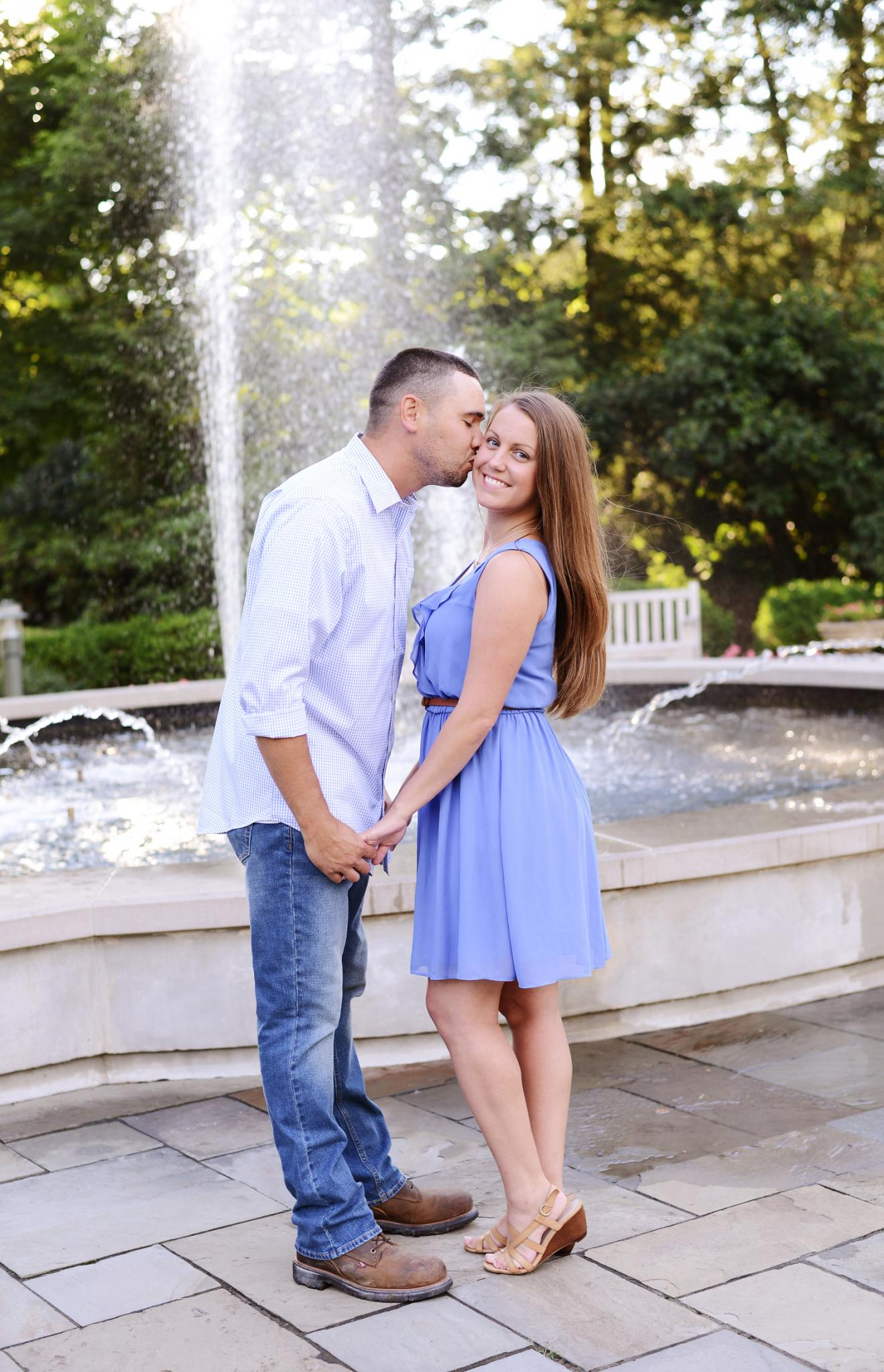 Savanna & Matt | Engagement | Mill Creek Park | Fellows Riverside Gardens | Pioneer Pavilion | Youngstown Wedding Photographer