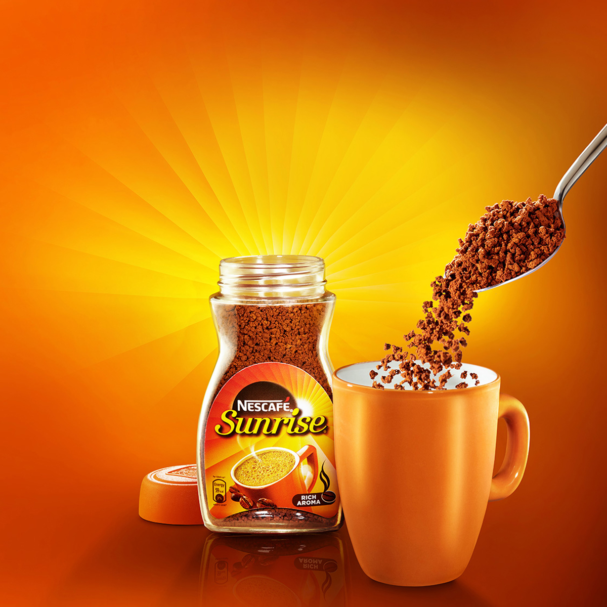 NESCAFE SUNRISE