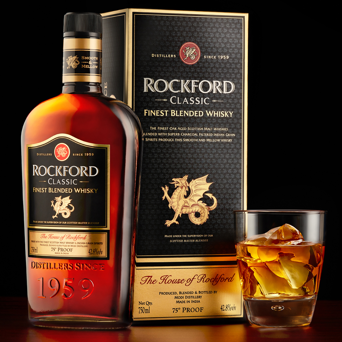 Rockford Whisky