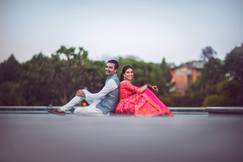 Prewedding shoot ideas Delhi