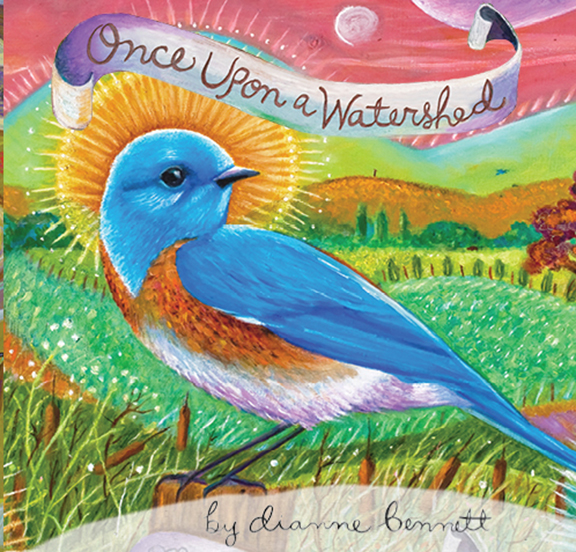Once Upon a Watershed book