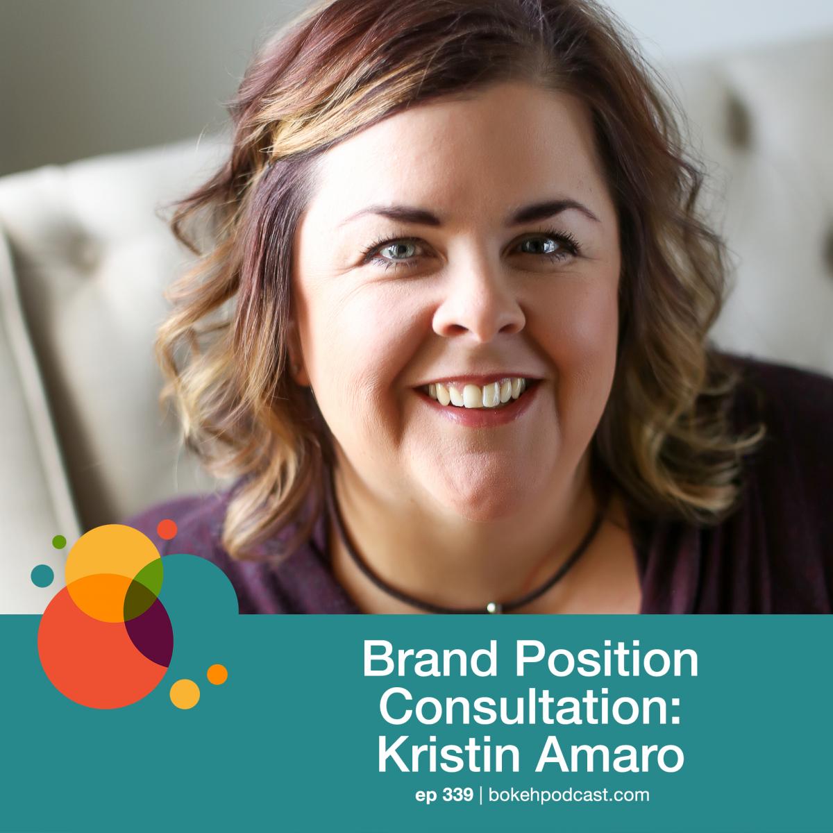 Kristin Amaro on the Bokeh Podcast