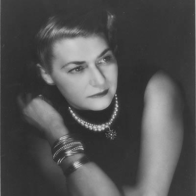 Vintage Sewing Pattern Designer Spotlight - Pauline Trigère