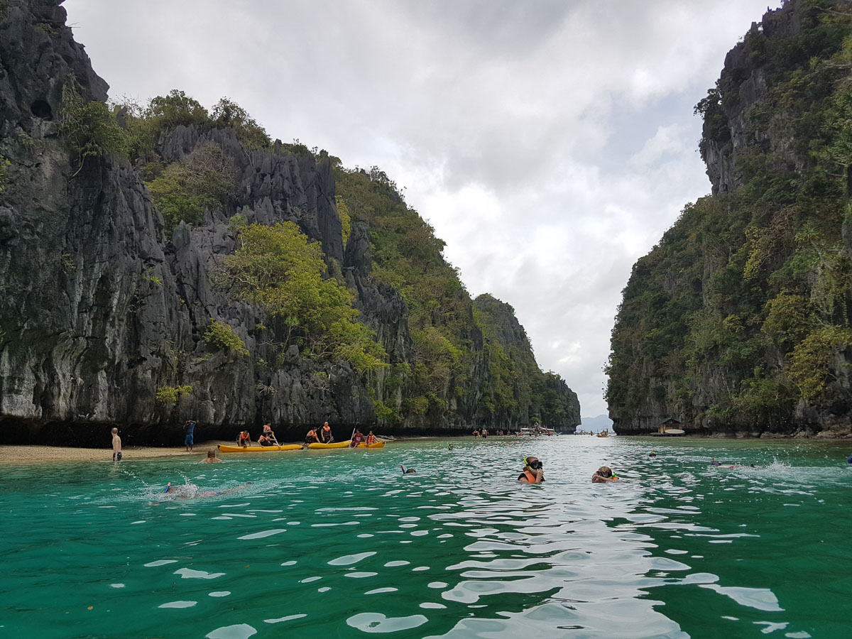 2-3 - Jan - El Nido overnight island hopping tour - Part I