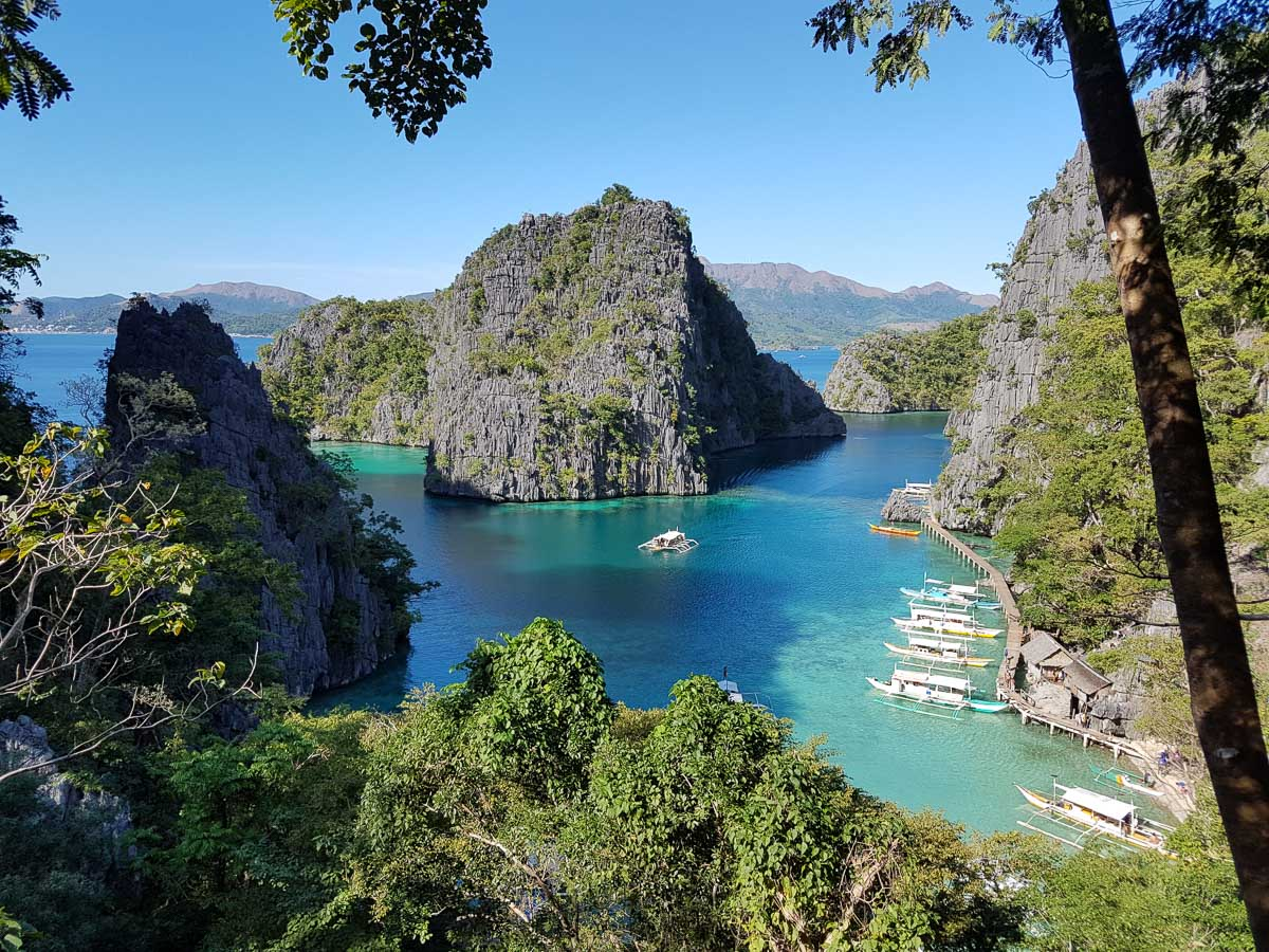 7 of Jan - Coron Ultimate tour